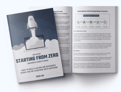 Starting From Zero 2.0 Product