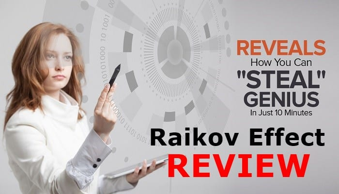 Raikov Effect Review – To Increase Your Mental Abilities