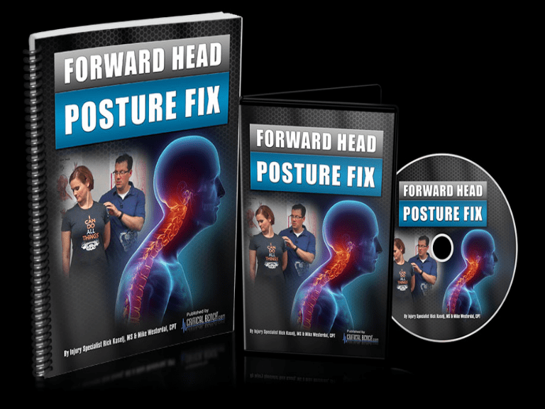Forward Head Posture Fix Exercise