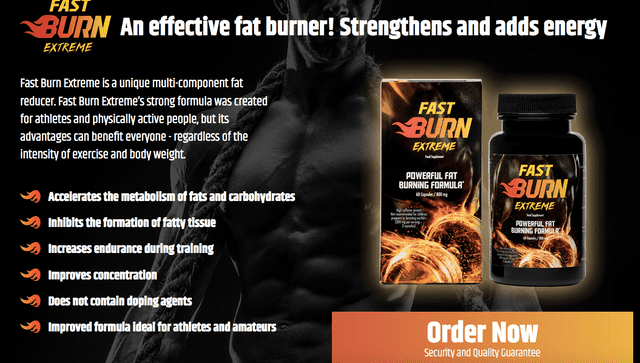 Fast Burn Extreme Review – Powerful Fat Burning Formula!!