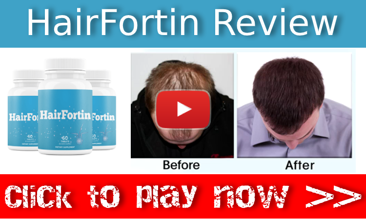 James Green's HairFortin Review