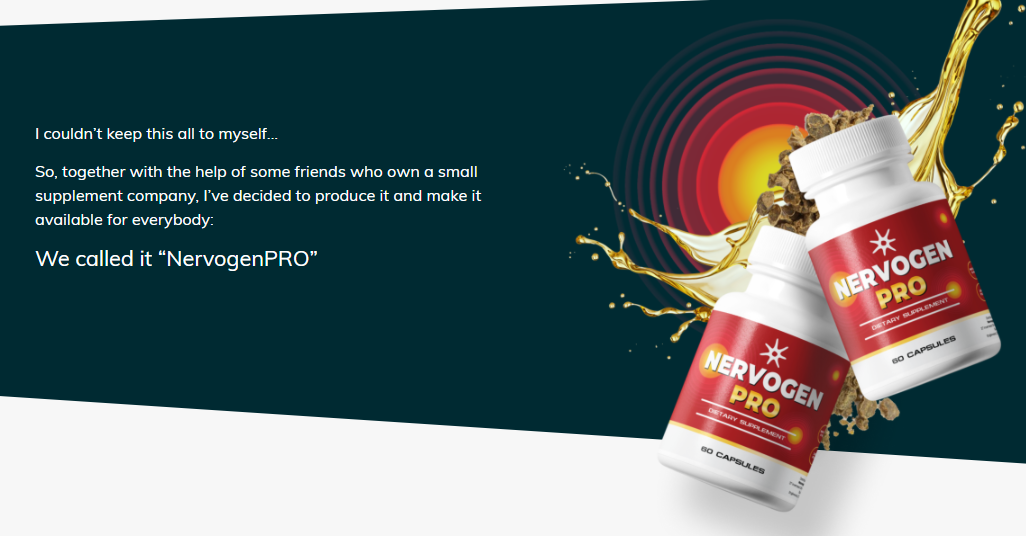 Nervogen Pro Review – Neuropathic Pain Remedy!!