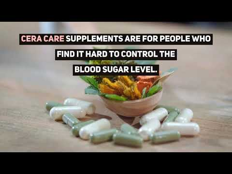 Ceracare Review – Does It Help Improve Glucose Metabolism?