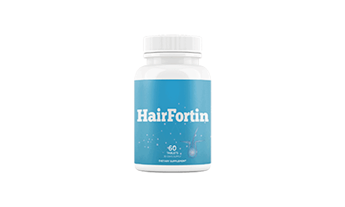 James Green's HairFortin Product