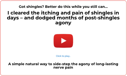 The Shingles Solution