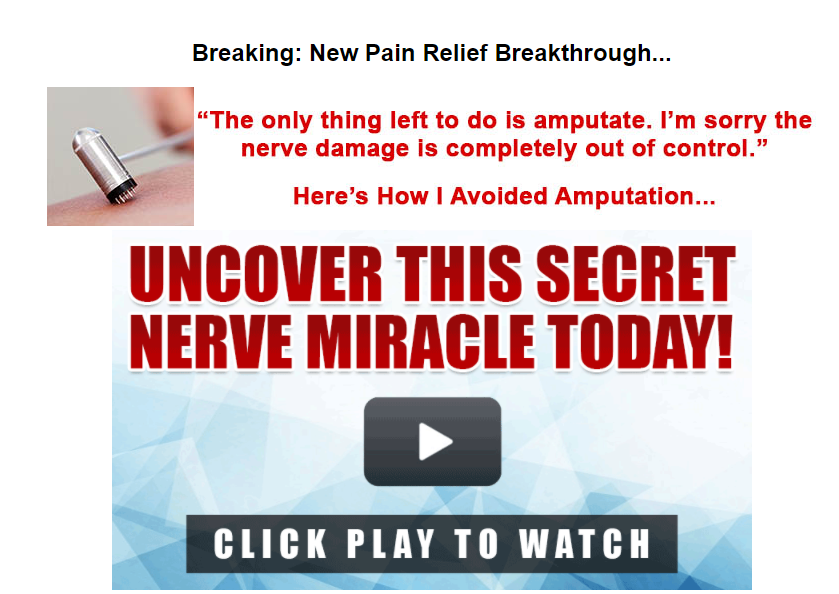 Nerve Control 911 Review – Nerve Pain Relief With Natural Remedies!!