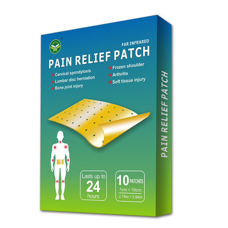 Melzu Pain Relief Patche Guide