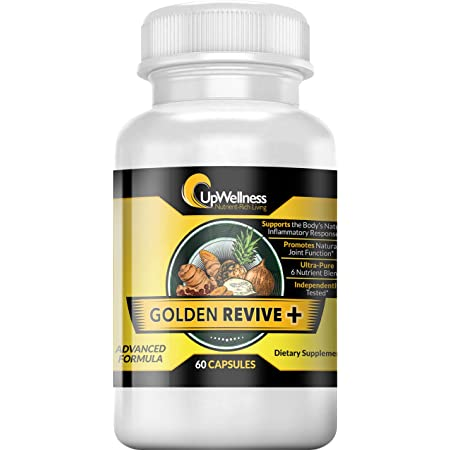 UpWellness Golden Revive+ Product